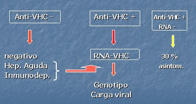 Diagnóstico serológico y virológico de hepatitis C y B - Medwave