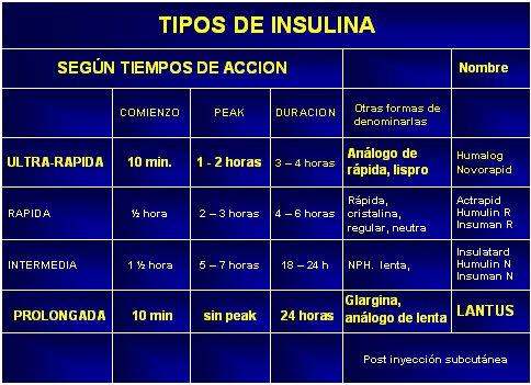 Nuevas insulinas en el tratamiento de la diabetes mellitus
