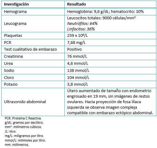 prueba de embarazo de sangre positiva pdf
