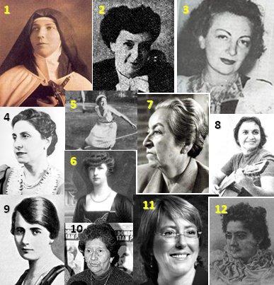 La perturbadora historia de la cabeza femenina rapada
