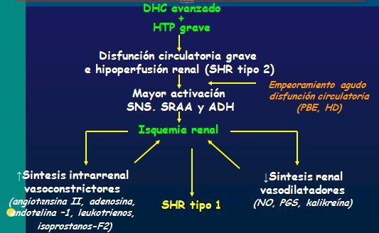 Derivación esplenorenal proximal hipertensión portal ppt