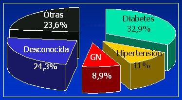 Hipertensión y enfermedad renal terminal